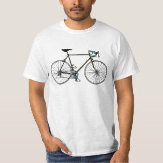 Camiseta del valor de la bicicleta