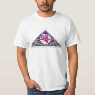 Camiseta del valor de los hombres de URSS MIR -