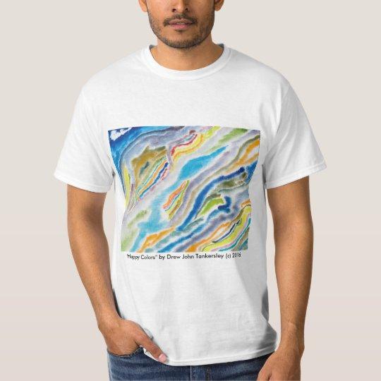Camiseta del valor de Menss