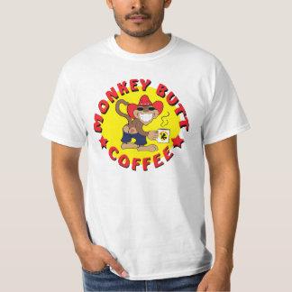 Camiseta del valor del logotipo del vaquero del
