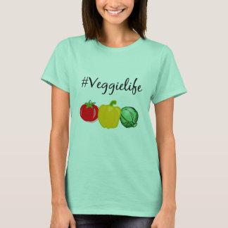 camiseta del #veggielife