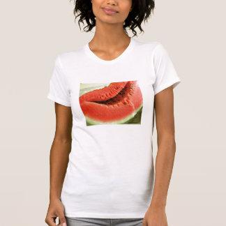 Camiseta del verano de la sandía