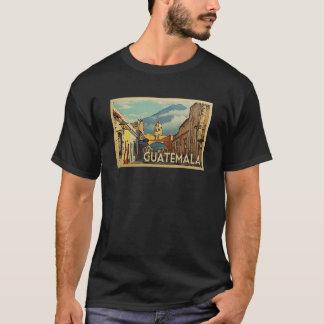 Camiseta del viaje del vintage de Guatemala