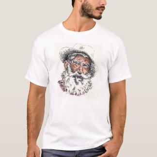 Camiseta del viejo hombre
