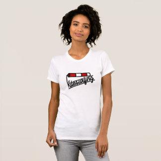 Camiseta del viento de Kitesurf