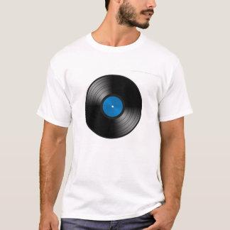 Camiseta del vinilo