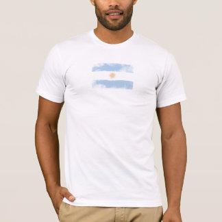Camiseta del vintage de la Argentina