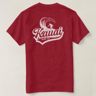 Camiseta del vintage de los hombres del Co. de la