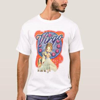 Camiseta del virgo de los chicas con unicornio y
