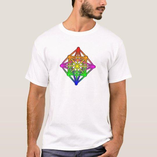Camiseta del Web del hierro