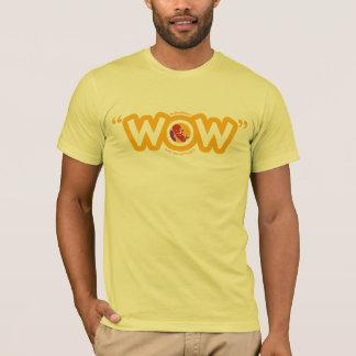 """Camiseta del """"wow"""""""