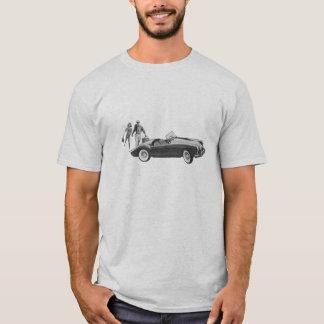 Camiseta delantera y trasera de MGA