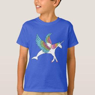 Camiseta Delfín del unicornio de Pegaso