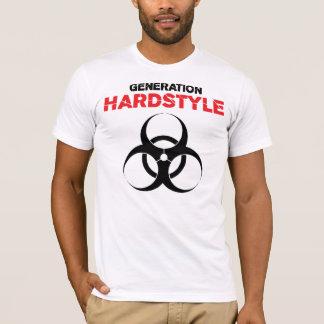 Camiseta Delirio de Hardstyle de la generación