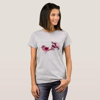 Camiseta demasiado linda del arte gráfico del