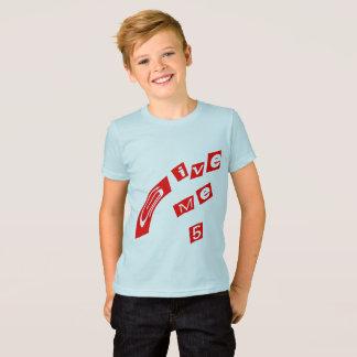 Camiseta Déme cinco