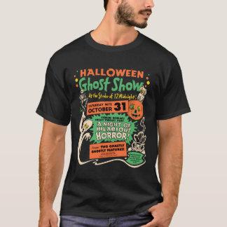 Camiseta Demostración 1950 del fantasma de Halloween