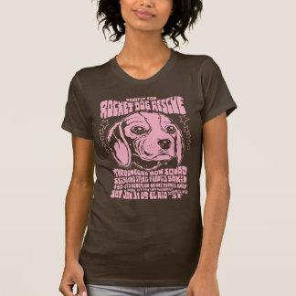 Camiseta Demostración de la ventaja de RDR (rosa)