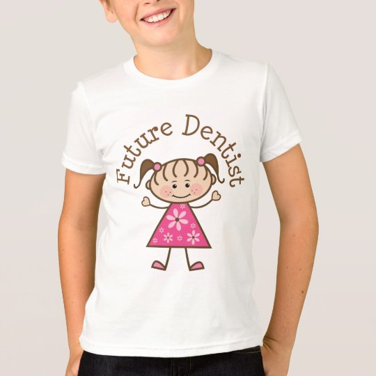 Camiseta Dentista futuro (lindo)