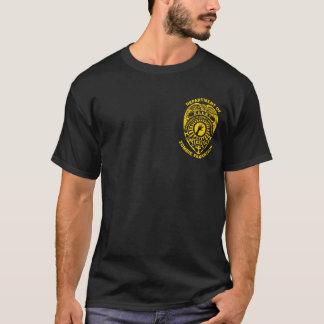 Camiseta Departamento de erradicación del zombi