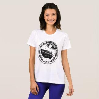 Camiseta Deporte para mujer del diseñador TOTAL del ECLIPSE