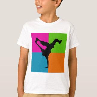 Camiseta deportes extremos - capoeira