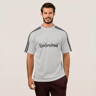 "Camiseta deportiva ""ilimitada"""