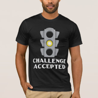 Camiseta Desafío aceptado