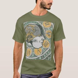 Camiseta Desafío mecánico de Karen Keane