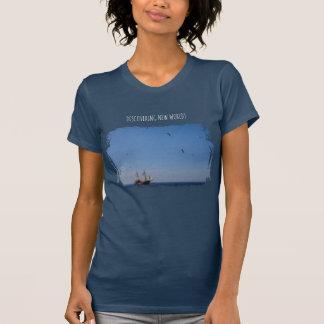 Camiseta Descubrimiento de los nuevos mundos