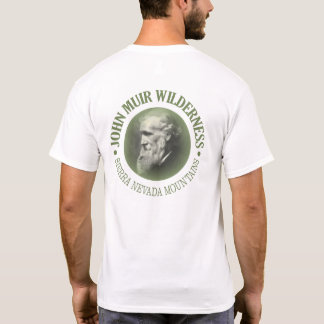 Camiseta Desierto de John Muir