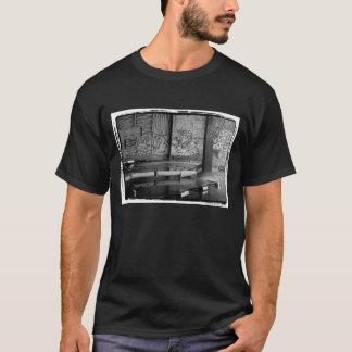 Camiseta Desolate - serie de decadencia urbana - Detroit