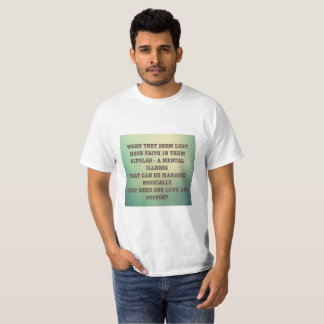 Camiseta Desorden bipolar