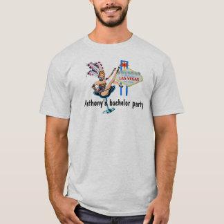Camiseta Despedida de soltero de Las Vegas