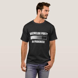 Camiseta Despedida de soltero en curso