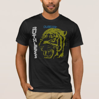 Camiseta despiadada de Dubstep (EN VENTA)