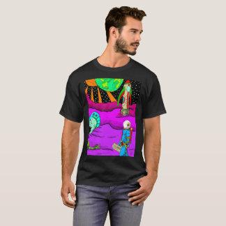 Camiseta Desplome T-shirt2 del espacio