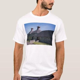Camiseta Destilería escocesa de la sola malta