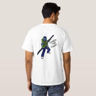 Camiseta ¡Destroce el Gnar!