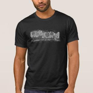 Camiseta destruida del fracaso 2 sistemáticos