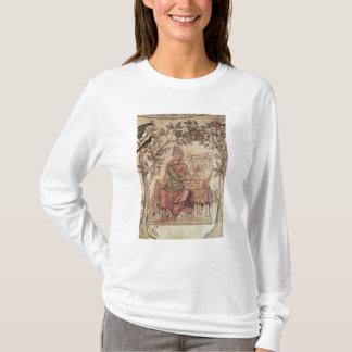 Camiseta Detalle de Orfeo que encanta los animales