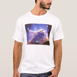 Camiseta Detalle del pilar de la nebulosa de Eagle (M16)
