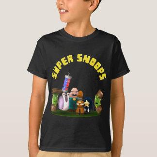Camiseta Detectives estupendos del Jr. de los fisgones