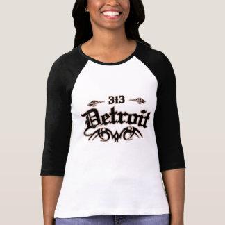 Camiseta Detroit 313