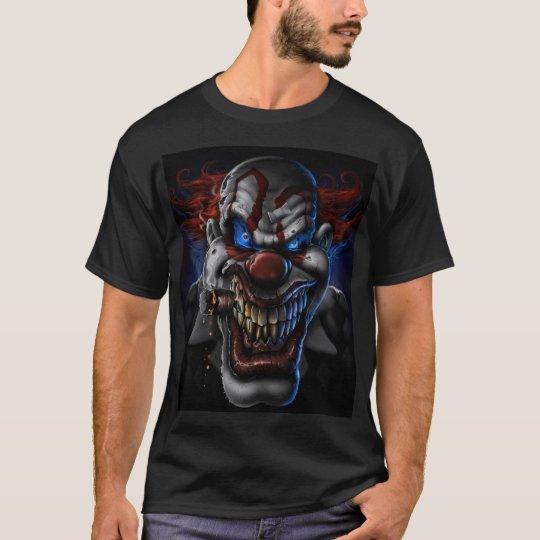 Camiseta Devil Clown