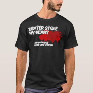 Camiseta Dexter robó mi corazón