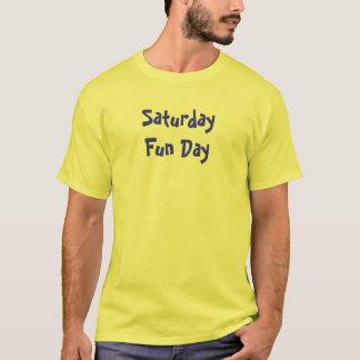 Camiseta Día de la diversión de sábado