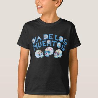 Camiseta Dia de los Muertos