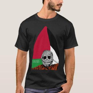 Camiseta dia de los muertos Palestina