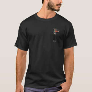 Camiseta Dia de los Muertos para el papá y los músicos